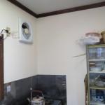 キッチン内装施工後 (1)